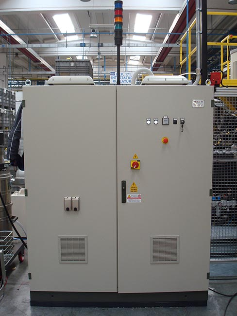 Schemi Quadri Elettrici Industriali : Progettazione impianti elettrici per automazione industriale