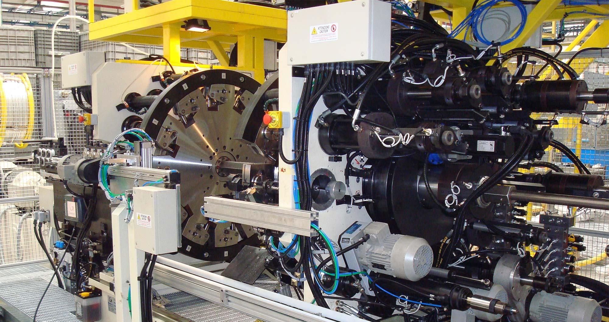 Schemi Elettrici Impianti : Automazione industriale brescia impianti per macchine di